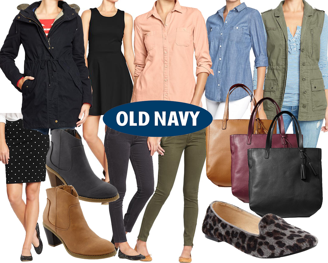 Exclusions: Offer valid on Old Navy merchandise only from 12/6/18 at am ET through 12/9/18 at pm ET in the US (including Puerto Rico) at Old Navy stores. Not valid at Old Navy online. Offer not valid on Clearance and Jewelry merchandise, Beauty and Consumables, Gift Cards & Register Lane Items. Not valid on international purchases.