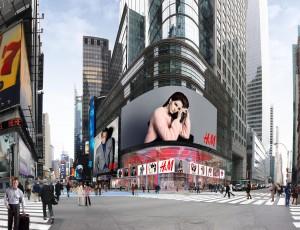 H&M - H&M to Open a New 42,500 sq ft Store in Times Square