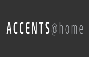 Accents @ Home logo