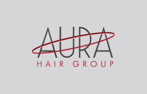 Aura at Sets Salon logo