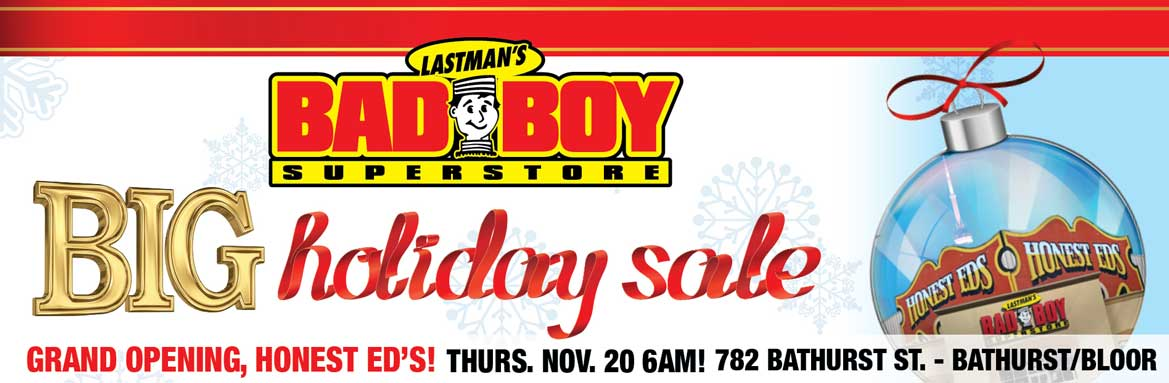Bad Boy Superstore Canada Pre Black Friday Sales And Deals