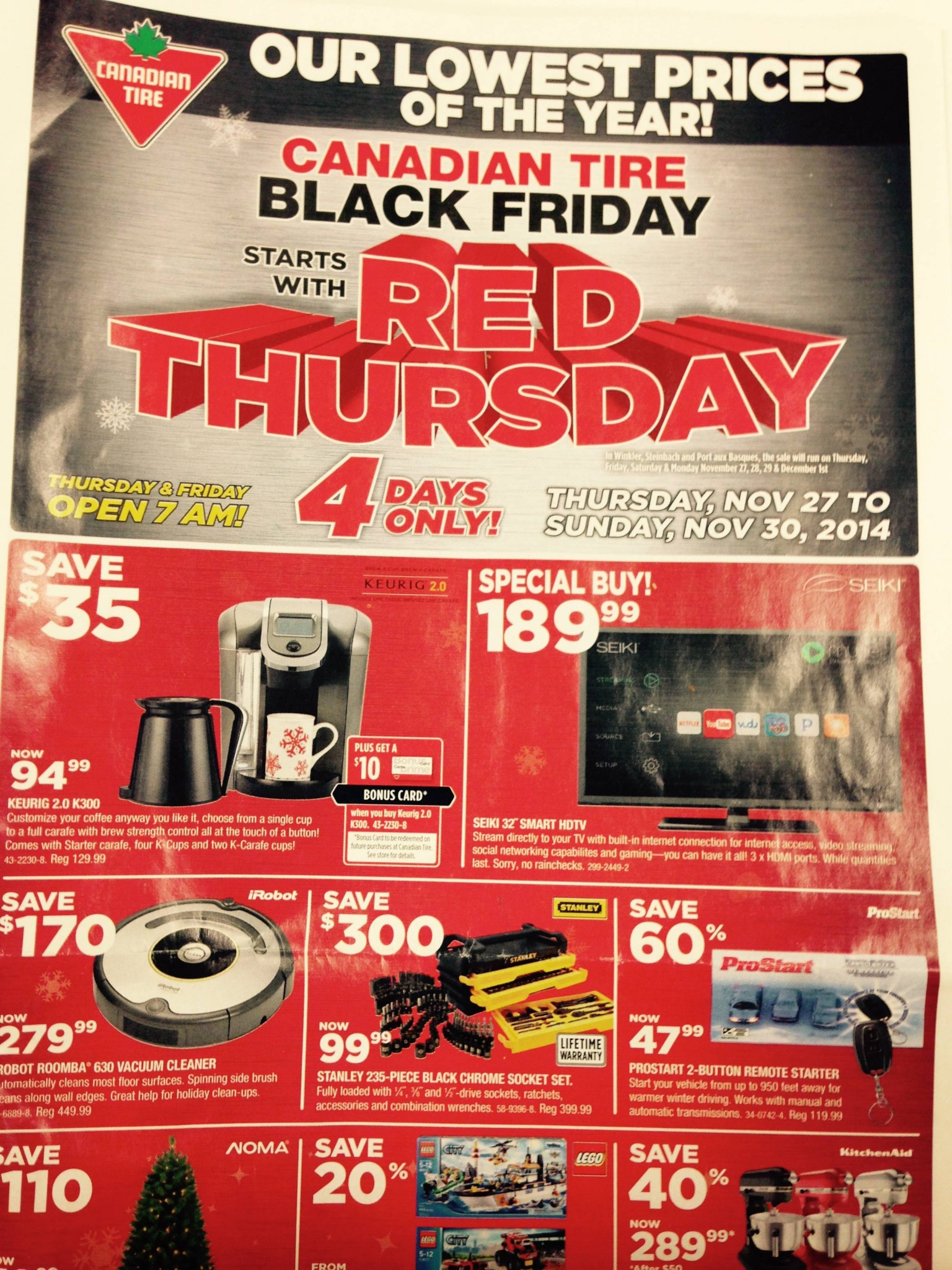 Black friday canada 2018 redflagdeals