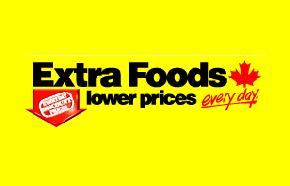 Extra Foods logo