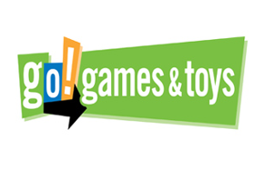 Go! Games and Toys logo