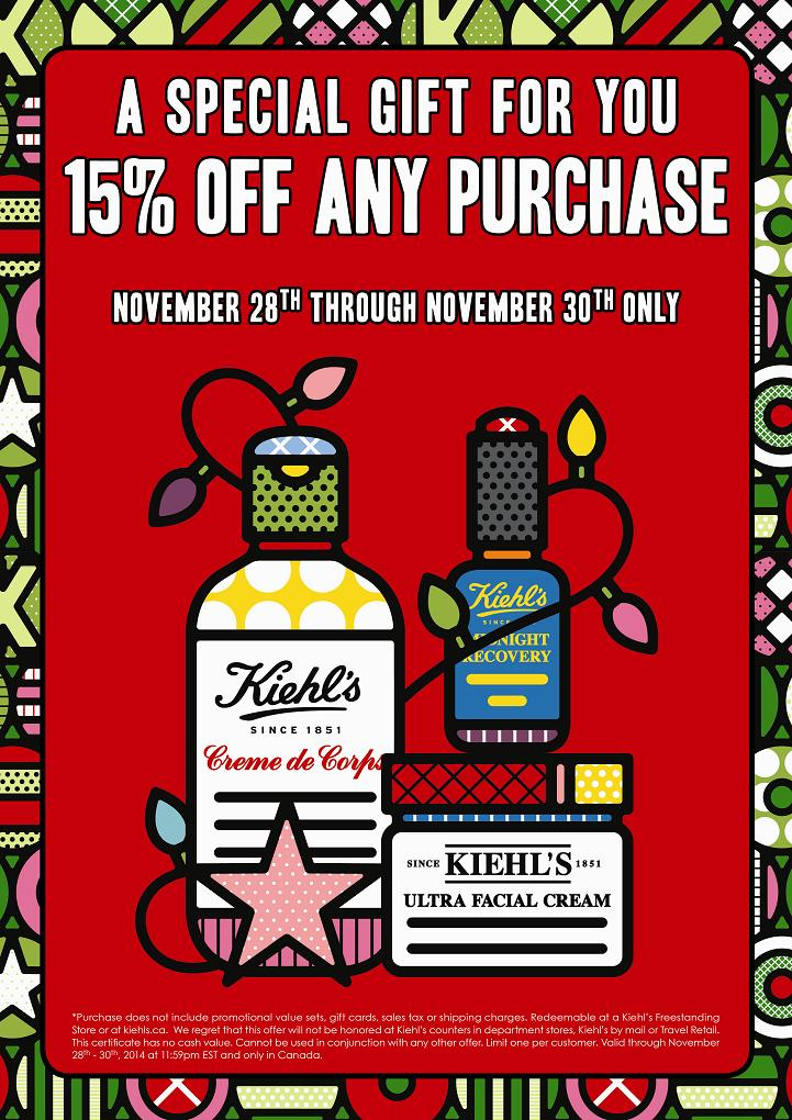 Kiehl's comes to Canada It's here. Finally. Kiehl's, the venerable - and extraordinarily popular - Old World apothecary with New World style has arrived with its first free-standing store in Canada, unique, word-of-mouth marketing strategy in tow.