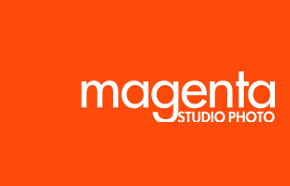 Magenta Photo Studio logo