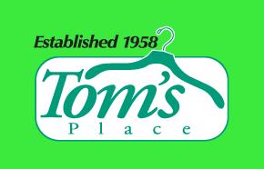 Tom's Place logo