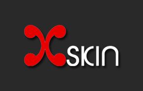 Xskin logo