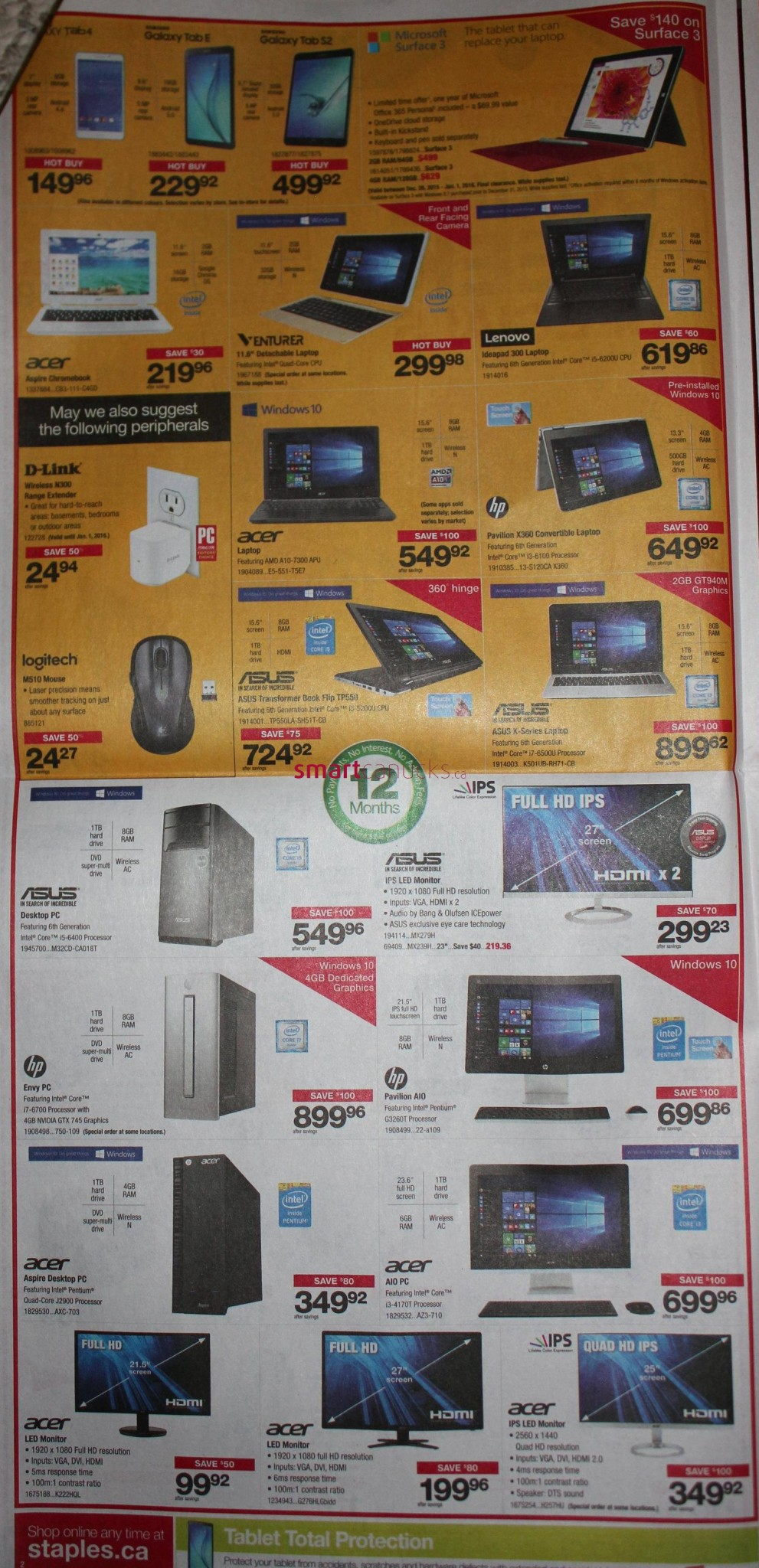 Nov 08,  · Staples Flyer Canada November 22 - 28, Black Friday is now available – Get all the latest specials flyers, deals, and coupons from Staples Flyer store. Also, keep your challenge with coupons and great deals from Staples Store.