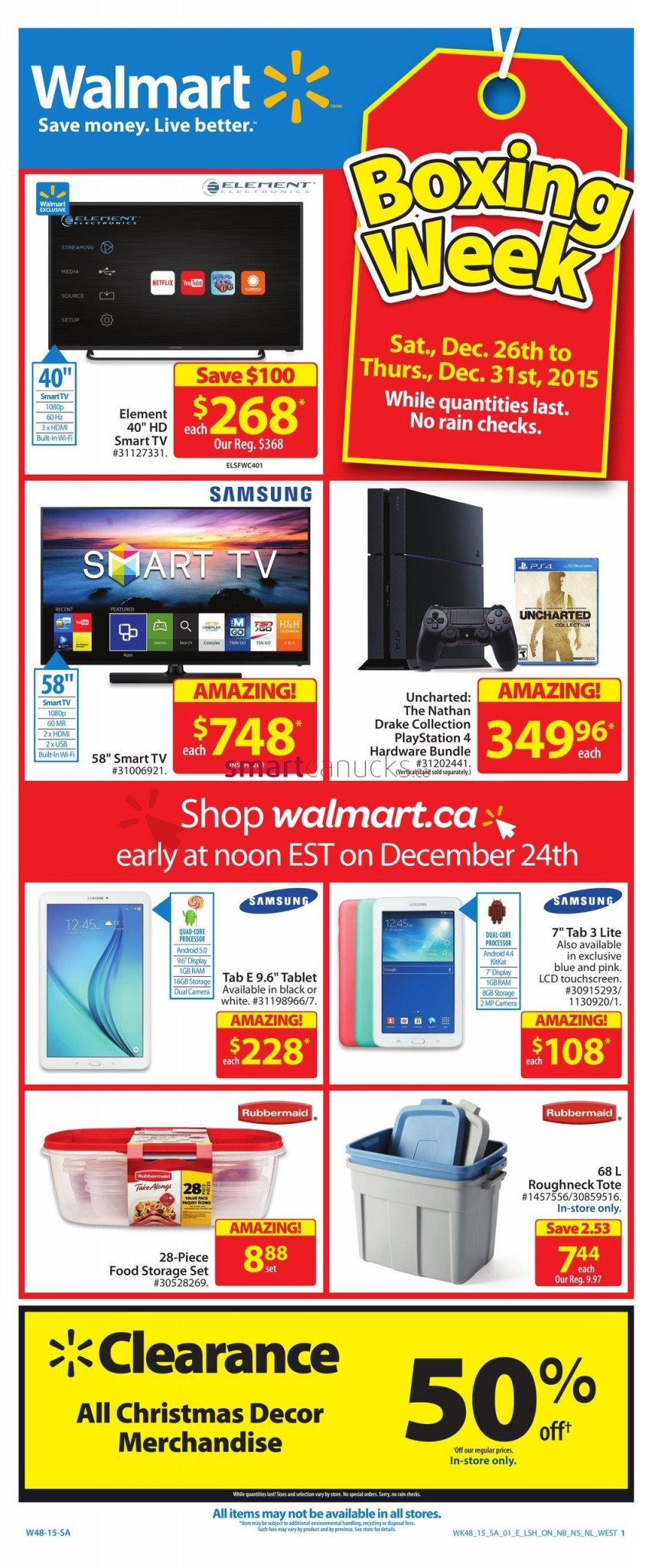 Browse Walmart's flyers for great Black Friday deals and the best Cyber Monday deals on the largest variety of merchandise. Whether you are looking for house supplies, electronics or hardware, Walmart has got all your needs covered this Black Friday.